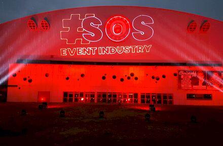 #RedAlert by SSLRent in Hasselt (Belgium / Ethias Arena) - Foto 1