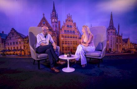 D-Dream lanceert: Skyline Studio's in het Ghent Marriott Hotel - Foto 1