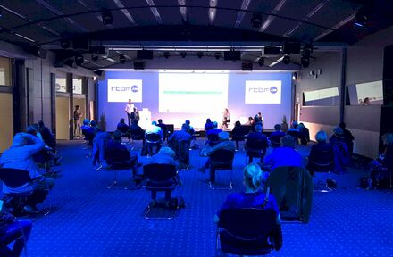 RTBF - internal staff meetings - Foto 1