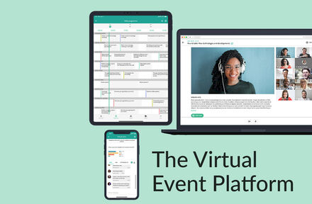 Let's build your next-gen in-person, live and hybrid events! - Foto 1
