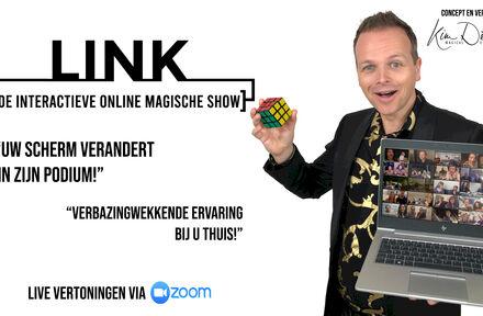 LINK - De Interactieve Online Magische Show - Foto 1