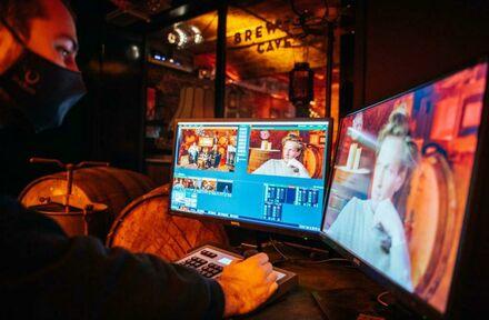 De Koninck wordt digitale evenementenlocatie - Foto 1