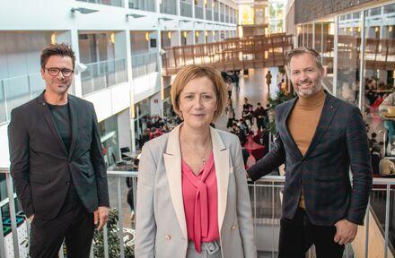 Frédérique Meertens aan het hoofd van PXL-Congress - Foto 1