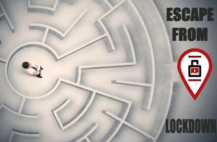 Virtuele EscapeGame 'Escape from Lockdown' - Foto 1