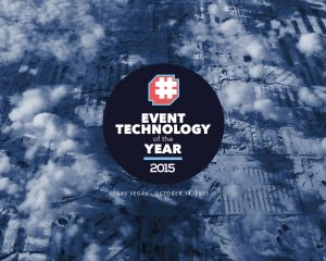 Who has the Best Event Technology of the Year?