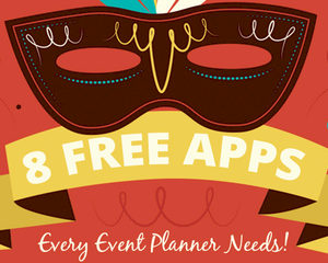 8 Free Apps Every Event Planner Needs [infographic]