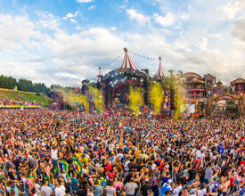 """Prime Minister of Belgium: """"Big festivals in the second half of the summer should be possible"""""""
