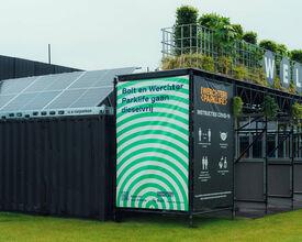 Unseen: Festival Runs Entirely on Green Energy