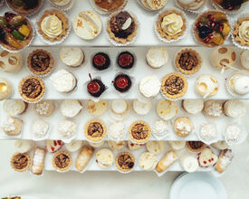 21 Catering Stations & Walls Your Guests Will Want to Stop By